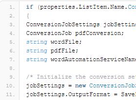 Word-Dokumente nach PDF konvertieren