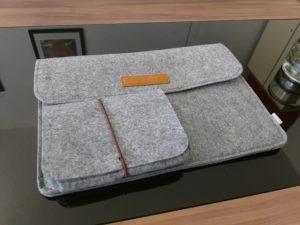 Review: Inateck Tasche für meinen Microsoft Surface Pro