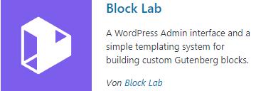 WordPress: Eigene Blöcke für den Gutenberg-Editor anlegen
