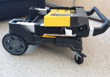 Review: Dewalt Transportwagen DWST1-71196